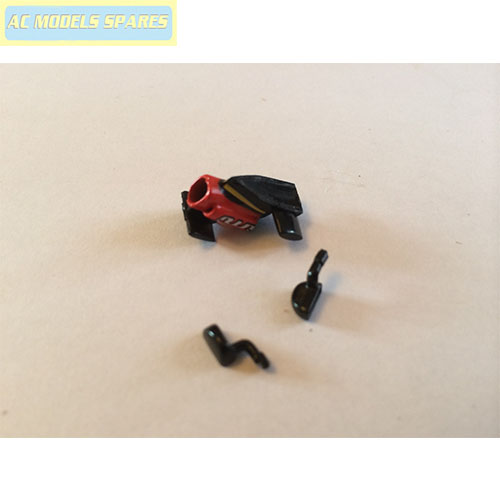 w10603 scalextric spare wing mirrors camera for lotus f1. Black Bedroom Furniture Sets. Home Design Ideas