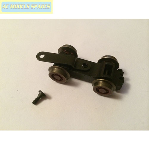 X9214 Hornby Live Steam Spare Front Bogie for 'Mallard' Loco - ACModels  Spares