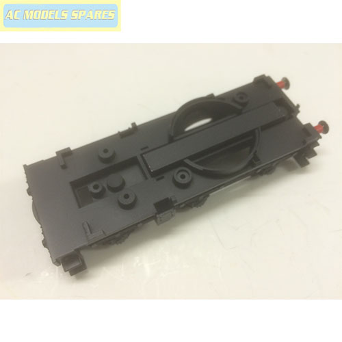X6127 Hornby Spare Duchess Tender Chassis Assembly